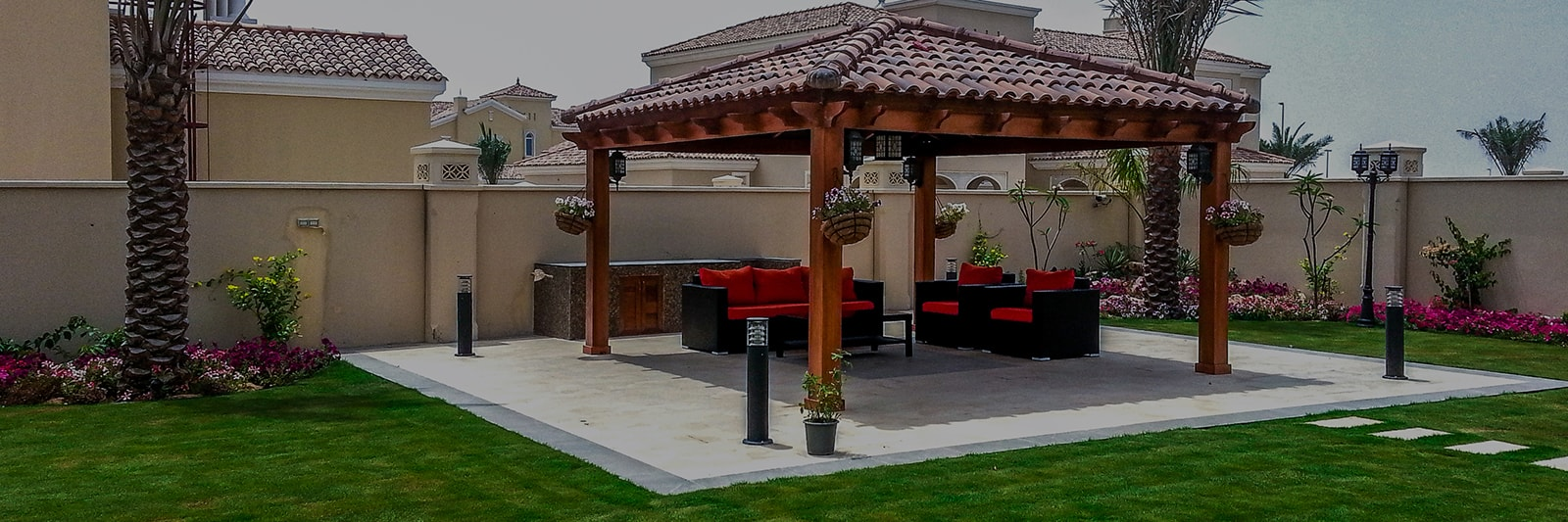 Landscaping designers swimming pool contractors in dubai - Swimming pool construction companies in uae ...